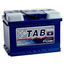 Akumulator TAB POLAR 55Ah/550A PRAWY PLUS niski