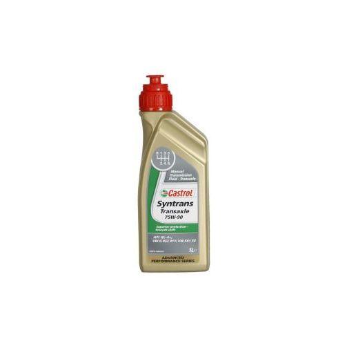 Oleje przekładniowe, Castrol Syntrans Transaxle 75W-90 1 Litr Puszka