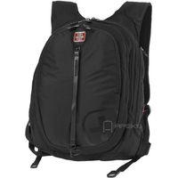Pokrowce, torby, plecaki do notebooków, PLECAK NA LAPTOPA CRANS-MONTANA 28L SWISSBAGS+