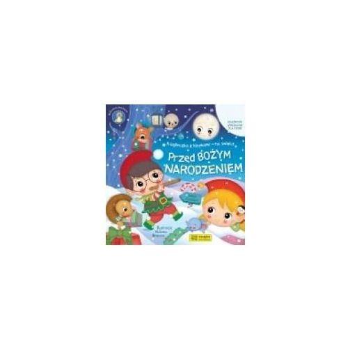 Ozdoby świąteczne, Książeczka z klapkami - Przed Bożym Narodzeniem