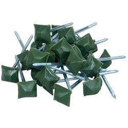 Gwoździe do pokryć dachowych Onduline 100 szt. zielone