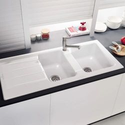 Villeroy & Boch Architectura 80 Snow White zlew ceramiczny