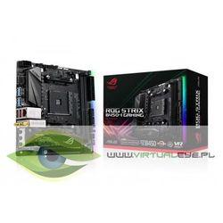 Asus Płyta główna ROG STRIX B450-I GAMING AM4 2DDR4 HDMI/M.2 ITX