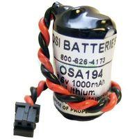 Baterie, Bateria JZSP-BA01 R88A-BAT02W 3.6v 1.2Ah do sterowników Yaskawa JZSPBA01 R88ABAT02W