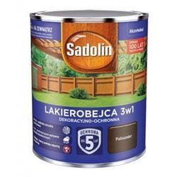 SADOLIN LAKIEROBEJCA 3w1, palisander, 5l