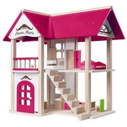 Woody domek dla lalek Anna-Maria - BEZPŁATNY ODBIÓR: WROCŁAW!