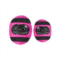 Zestaw łyżworolki i ochraniacze NILS EXTREME NJ082 Set Różowy (36-39) + DARMOWY TRANSPORT!