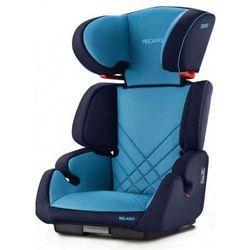 Fotelik RECARO Milano SeatFix 15-36 kg