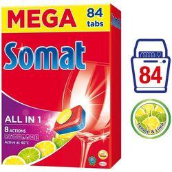 Somat Mega All in One Lemon tabletki 84 szt - BEZPŁATNY ODBIÓR: WROCŁAW!