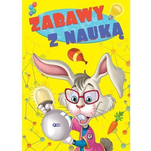 Książki dla dzieci, Zabawy z nauką - Praca zbiorowa (opr. twarda)
