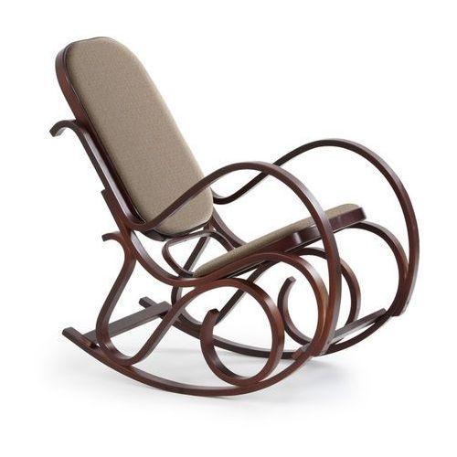Fotele, Fotel bujany Max Bis Plus Orzech orzech