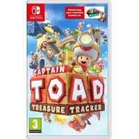 Gry Nintendo Switch, CAPTAIN TOAD TREASURE TRACKER (SWITCH)