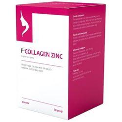 F-COLLAGEN ZINC 30 porcji Formeds- Kolagen oraz Cynk w formie proszku