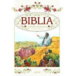 Biblia Historia zbawienia w opowiadaniach - Praca zbiorowa (opr. twarda)