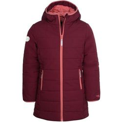 TROLLKIDS Stavanger Płaszcz Dziewczynki, czerwony 164 2021 Kurtki zimowe i kurtki parki