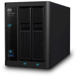 Serwer plików NAS WD My Cloud PR2100 8 TB ( WDBBCL0080JBK )