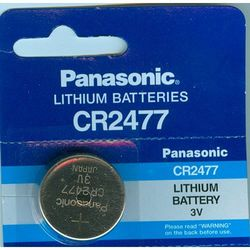 CR2477 Panasonic 3.0V