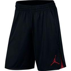 Spodenki Air Jordan 23 Alpha Knit - 849143-010 - Black/Gym Red 129 bt (-19%)
