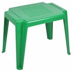 Stolik ogrodowy dla dzieci Lolek 59 x 41 cm OŁER GARDEN zielony
