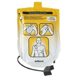 Elektrody do defibrylatora LIFEline AED dla dorosłych - 1 para