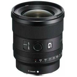 SONY obiektyw FE 20mm F1,8 G (SEL20F18G.SYX)