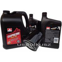 Filtry oleju, Filtr oraz mineralny olej 5W30 Jeep Grand Cherokee 4,7 V8 2008-