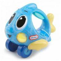 Interaktywne dla niemowląt, Świecąca Rybka, niebieska - DARMOWA DOSTAWA OD 199 ZŁ!!!