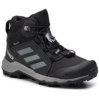 Damskie obuwie sportowe, Buty adidas - Terrex Mid Gtx K GORE-TEX EF0225 Cblack/Grethr/Cblack