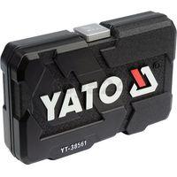 """Zestawy narzędzi ręcznych, Zestaw narzędziowy 3/8"""" kpl 22 szt Yato YT-38561 - ZYSKAJ RABAT 30 ZŁ"""