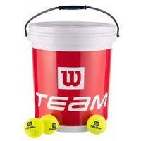 Tenis ziemny, Wilson Team Trainer 72 Piłki Wiaderko
