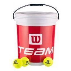 Wilson Team Trainer 72 Piłki Wiaderko