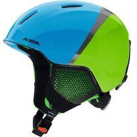 Kaski i gogle, Alpina Carat LX Green-Blue-Grey 51-55 - BEZPŁATNY ODBIÓR: WROCŁAW!