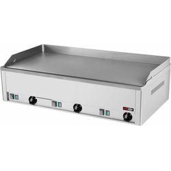 Płyta grillowa elektryczna gładka | 970x480mm | 9000W | 990x540x(H)220mm