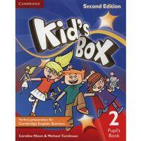 Książki do nauki języka, Kid's Box 2 Second Edition. Podręcznik (opr. miękka)