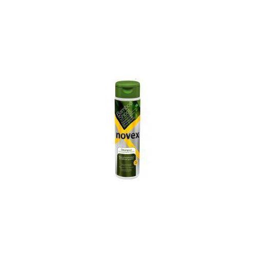 Mycie włosów, Novex Bamboo Sprout, szampon regenerujący, 300ml