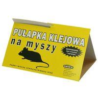 Środki na szkodniki, Pułapka na myszy klejowa, lep na myszy. Pułapka lepowa.