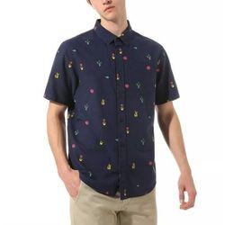 koszula VANS - Houser Ss Strange Vacation (YKR) rozmiar: XL