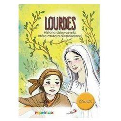 LOURDES. Historia dziewczynki która zaufała Niepokalanej (opr. broszurowa)