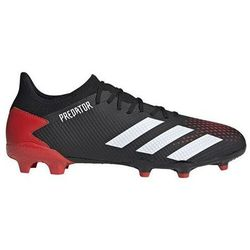 Buty piłkarskie adidas Predator 20.3 L FG czarne EE9556