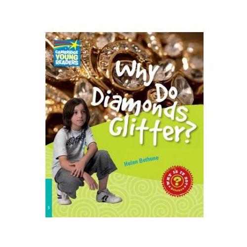 Książki do nauki języka, CYRF Why Do Diamonds Glitter? (lp) (opr. miękka)