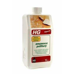 HG zmywacz politury - intensywny środek czyszczący lakierowane parkiety podłogi drewniane