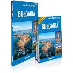 Bułgaria 2w1: przewodnik light + mapa (opr. miękka)