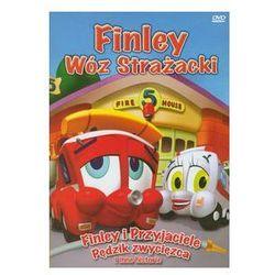 Finley wóz strażacki - Pędzik Zwycięzca. Darmowy odbiór w niemal 100 księgarniach!