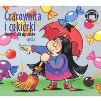 Książki dla dzieci, Czarownica i cukierki (opr. kartonowa)