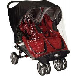 Folia przeciwdeszczowa BABY JOGGER do wózka City Mini Double GT + DARMOWY TRANSPORT!
