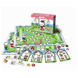 Společenská hra - Hello Kitty - velká hra neuveden