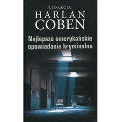 Najlepsze amerykańskie opowiadania kryminalne - Harlan Coben (opr. broszurowa)