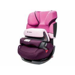 CYBEX Fotelik dziecięcy samochodowy Pallasfix grupa I-III, 9-36 kg (Pallas-Fix Purple Rain)