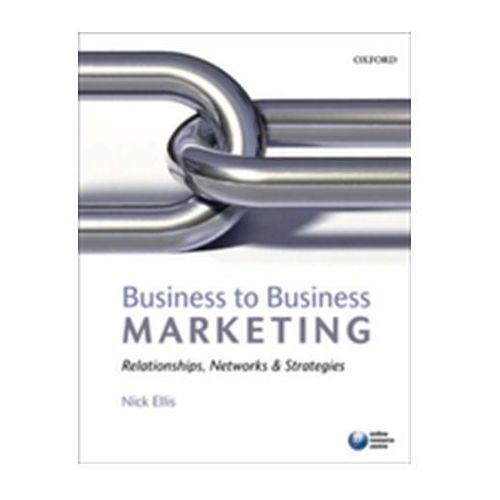 Biblioteka biznesu, Business to Business Marketing