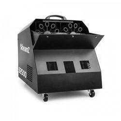 B2500 podwójna maszyna do wytwarzania baniek mydlanych